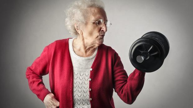 Strength Training and the Elderly Population