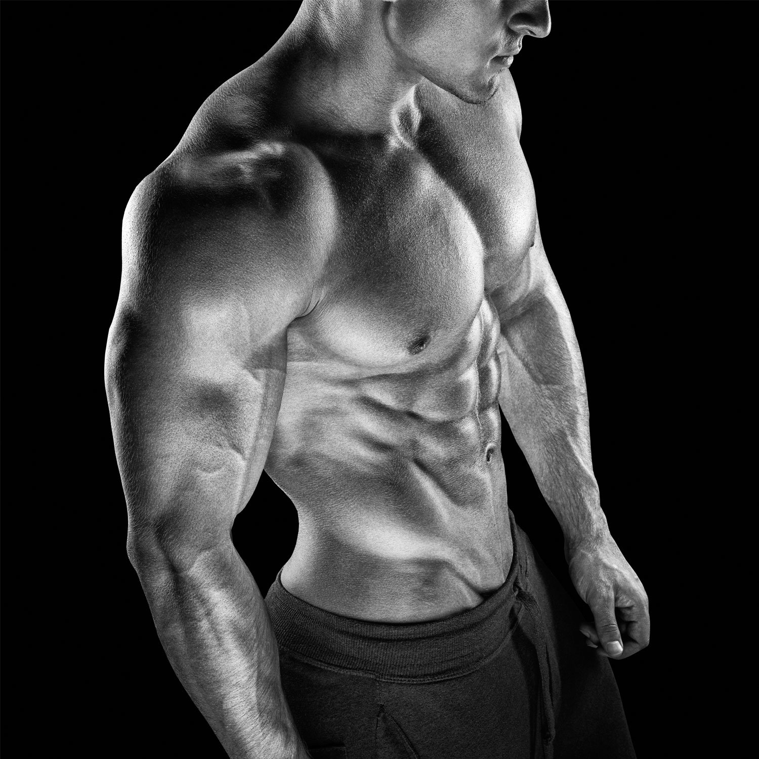 Three Steps to Shredded